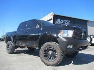 2012 Dodge Ram 1500 Sport R/T Crew Cab - Mags XD - Lift kit 6''