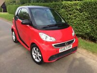 Smart Fortwo 0.8 CDI Pulse Softouch - LIKE NEW - LOW MILEAGE - 2013 63 PLATE ! - DIESEL - IMMACULATE