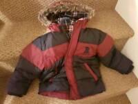 Boys coat 2-3