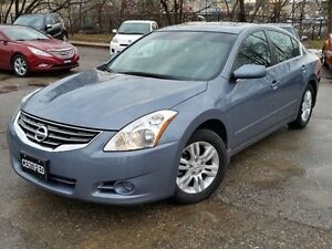 2012 Nissan Altima 2.5 S Push Start Sunroof Alloywheel Bluetooth