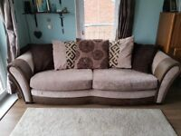 4 Seater DFS Scatter Back Sofa £300 ono