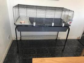 Guinea Pig Cage and Stand