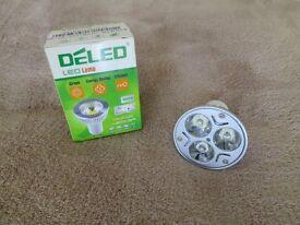 LED bulbs GU 10
