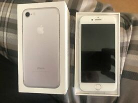 BRAND NEW Iphone 7, 32GB, Silver, On EE