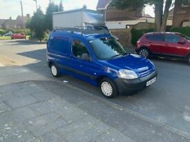 2008 Citroen Berlingo 1.4 PETROL / ULEZ FREE / VERY CLEAN / LONG MOT / COMPANY VAN £3050