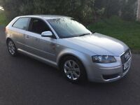 2006 DIESEL AUDI A3 SPARES OR REPAIRS NO MOT TURBO FAULT £995 O-N-O