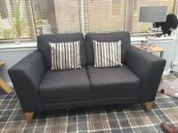 2 seater sofa and large chair