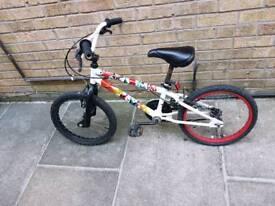 First size bike
