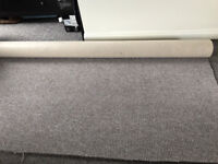 Carpet Cut off/roll End 2.65 x 2m Beige/Natural New