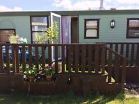 Lovely static caravan for sale in the picturesque area of Barmby Moor