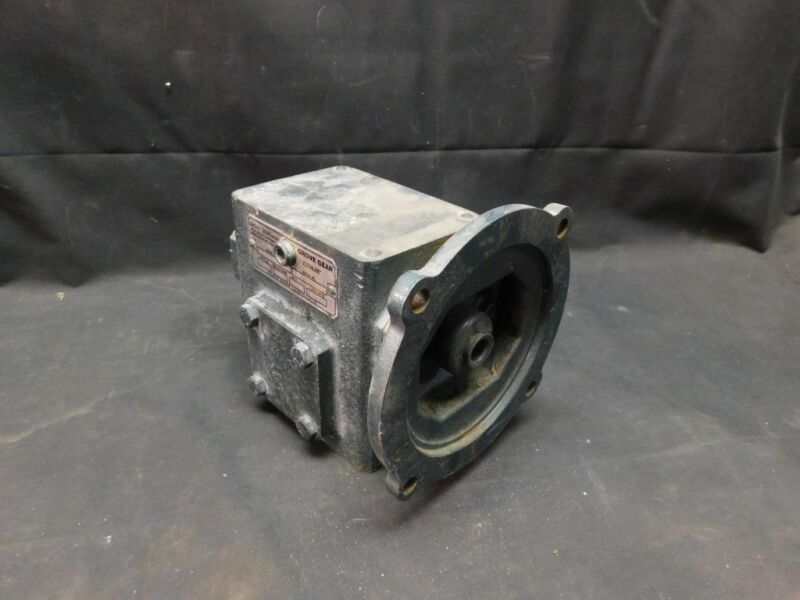 GROVE GEAR FlexALine BMQ215-3 - 10:1 - 1.02 HP Input Speed Reducer