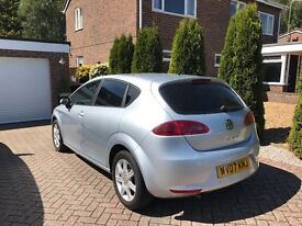 Immaculate condition, low mileage, economical and generally a great car.
