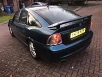 Vauxhall Vectra SRI 130 5dr 1.8i 16v