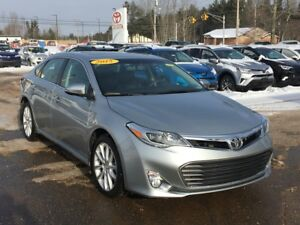 2015 Toyota Avalon Limited! ONLY $243 BIWEEKLY WITH $0 DOWN!