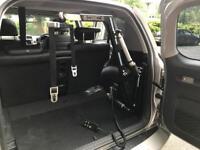 80kg Programmable 4way Evotech Hoist wheelchair lift for car