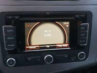 vw bmw seat double din radio
