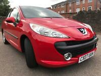 Peugeot 207 1.4 Sport 16V | Only 66k Miles |Hatchback| Reverse Parking Sensor...