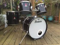 Premier Royale 4 shell pack drums