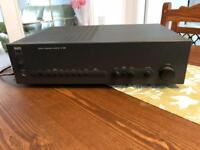NAD C340 amplifier immaculate.