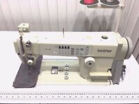 Brother DB2-B755-403A Exedra F-40 UBT & AUTO LIFT Industrial Sewing Machine