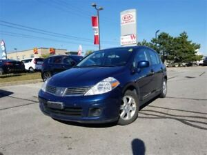 2008 Nissan Versa 1.8S  AS TRADED 2 SETS OF TIRES 