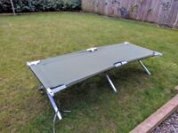 British Army Cot beds (4 in total, will sell individually)