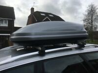 Audi Branded Roof Box & Bars