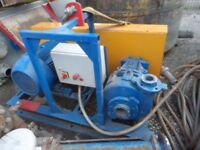 SVEDALA SLURRY PUMP SET 3 PHASE