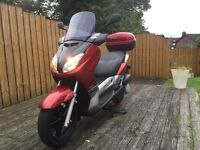 Yamaha YP250R XMAX Super Scooter