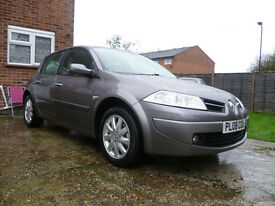 2008 Renault Megane Dynamique with new clutch set