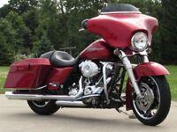 2012 Harley-Davidson FLHX Street Glide  Stage 1 TruDual Vance an