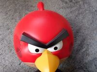 Angry Birds Speaker With Ipod Dock