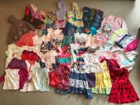 2-3 years girls large clothing bundle