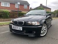 BMW 3 Series Convertible 2.2 320Ci M Sport 2dr…High Spec Model Great car for year