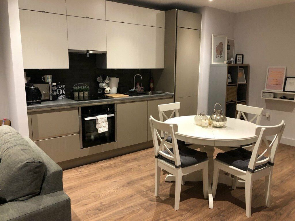 1 Bed Ious Modern Apartment In New Development Smiths Yard Ancoats Unfurnished Manchester City Centre
