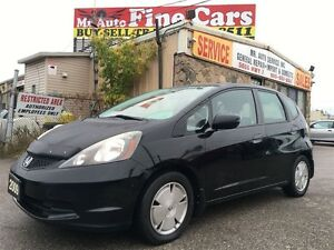 2009 Honda Fit LX | MANUAL