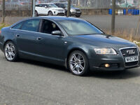 2008 Audi, A6, Saloon, AUTO 3.0 TURBO DIESEL LE MANS ALL WHEEL DRIVE 4 doors