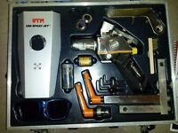 UTP Uni-Spray-Jet Powder Flame Spraying Gun USED