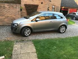 Vuxhall Corsa- Perfect condition, high Spec and LOW MILES!