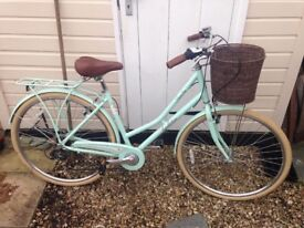 "Pendleton Somerby Ladies Bike 19"" Mint - Vintage, Town, Excellent Condition"