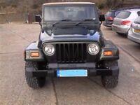 1998 wrangler jeep saharah