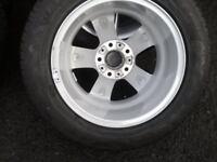 4x114.3 alloy wheels 14/15/16 inch