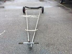 Launching Trolley for large dinghy