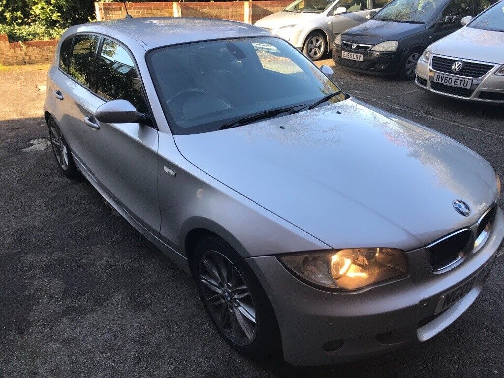 BMW 1 Series 2.0 118 i m Sport automatic ..low milage