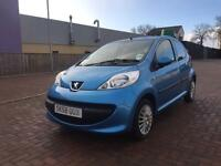 Peugeot 107 1.0 Petrol, 23000 Miles, 2 Previous Owners