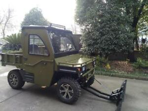 UTV - NEW 1220cc MILITARY style  DIESEL UTV - TOUGH EXCELLENT MACHINE!