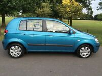 2003 Hyundai Getz 1.1 CDX 5dr 1 Lady Owner From New Full HPI Clear