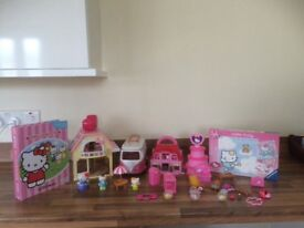 bundle of girls toys, couple of different sets