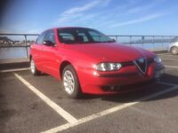 Highly maintained ALFA ROMEO 156 1.6 petrol Full Service history, Recently serviced, Cambelt