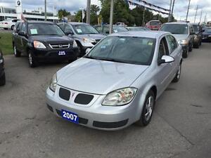 2007 Pontiac Pursuit SE - CERTIFED,R.STARTER,AIR,CD